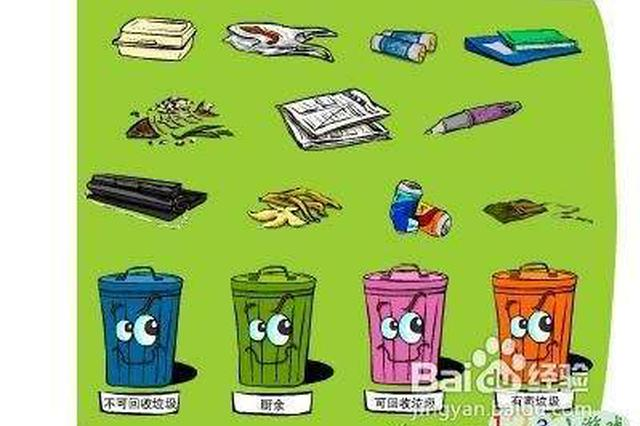 闵行浦锦街道率先实现垃圾分类撤桶并点、准时定点投放
