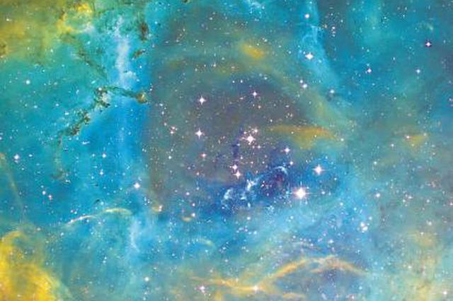 奉贤有申城最佳天文不雅测点 有人等20小时拍玫瑰星云