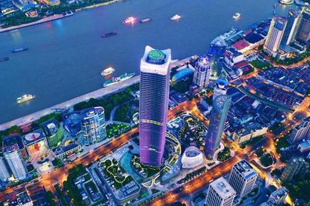 上海黄金三角一角虹口北外滩:区域经济整体晋升