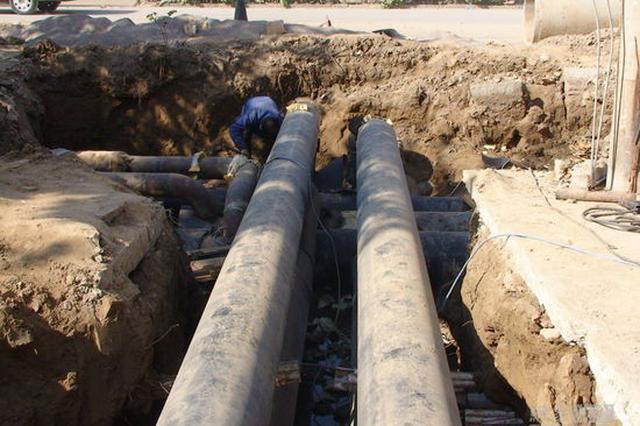 青浦居民入住小区以来多次无故停水 几百户居民受影响