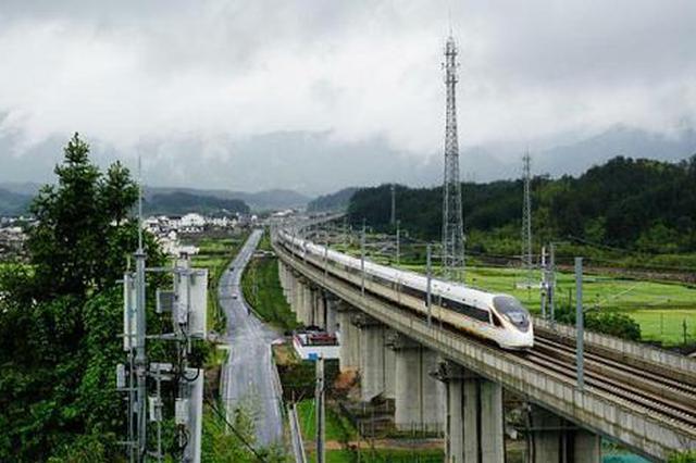 长三角铁路暑运筹划出台 暑运时代发送搭客1.3亿人次
