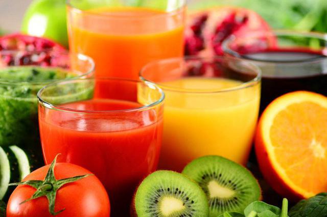 上班族必备的健康果蔬汁搭配合集