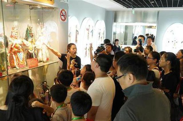 7月起上海木偶剧团演展厅大修 明年6月以全新面貌迎客