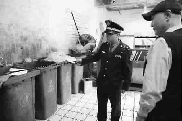 上海垃圾分类一周开出199张罚单 受罚多半是不整改┞愤