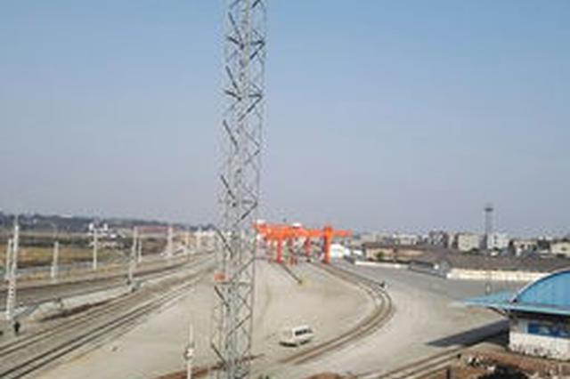 上海鐵警全力打造平安貨場 加強夏季治安綜合治理