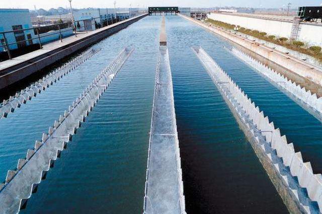 上海将加快老旧供水管网改革 晋升供水水质