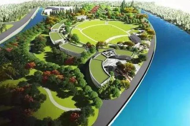 沪上一座以音乐为主题公园落成 筹划面积约9.9公顷