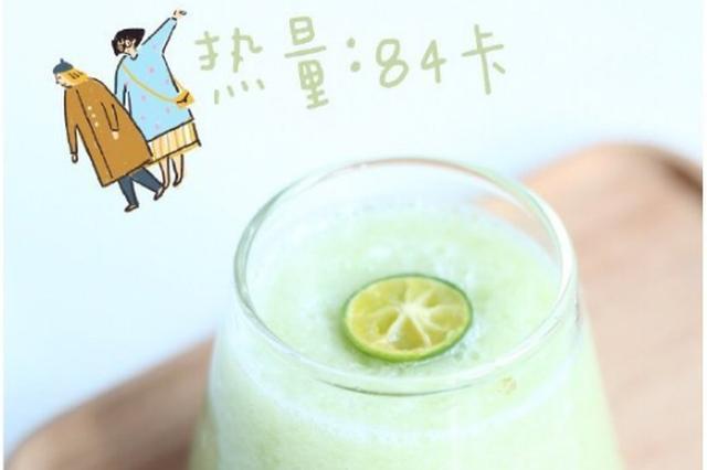 9种加强版低卡蔬果汁 每一杯都是满满的元气