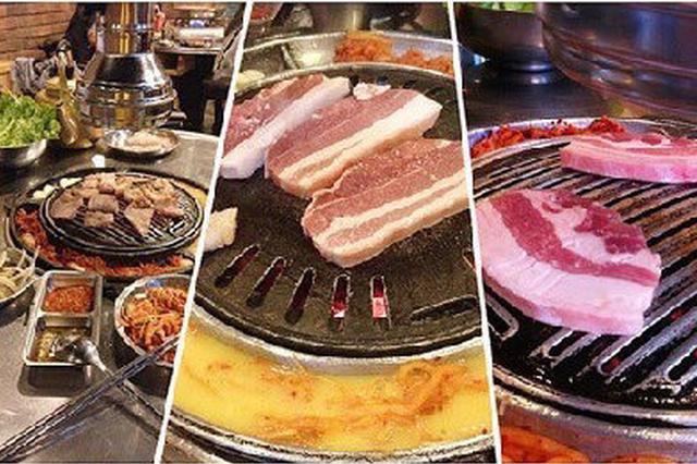 上海虹泉路韩国街攻略 足不出沪尝遍韩国味道