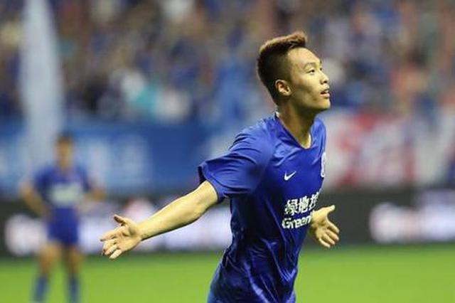 申花韩国外援金信煜势不可当 五场比赛已打进八球