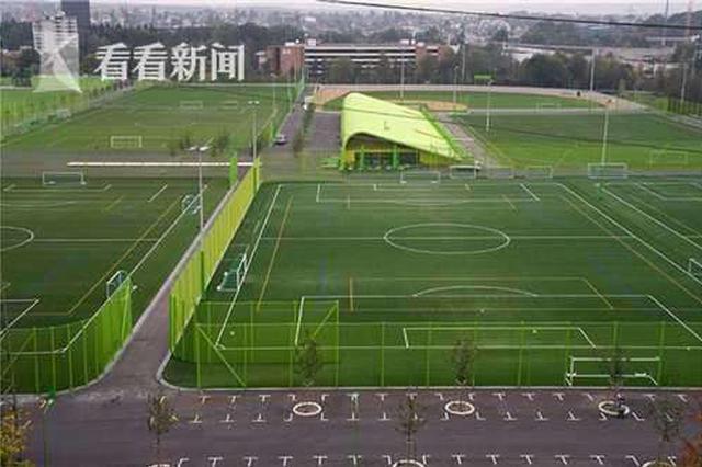 市平易近体育公园下月根本建成 占地约42万㎡绿化率超30%