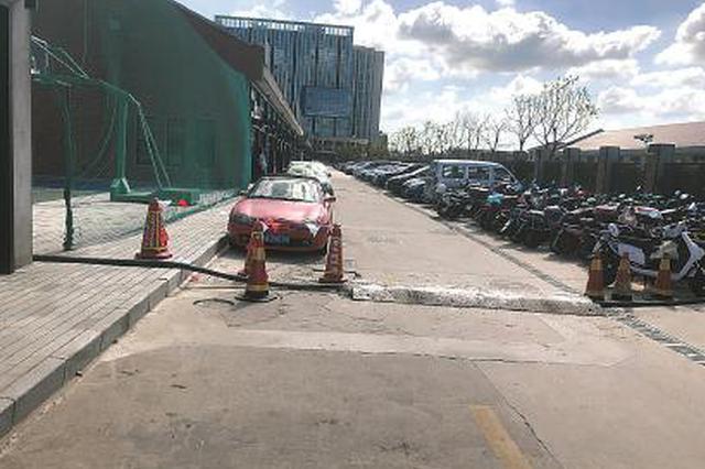 松江九里工坊三天跳闸三次 停电导致园区租户经济损失