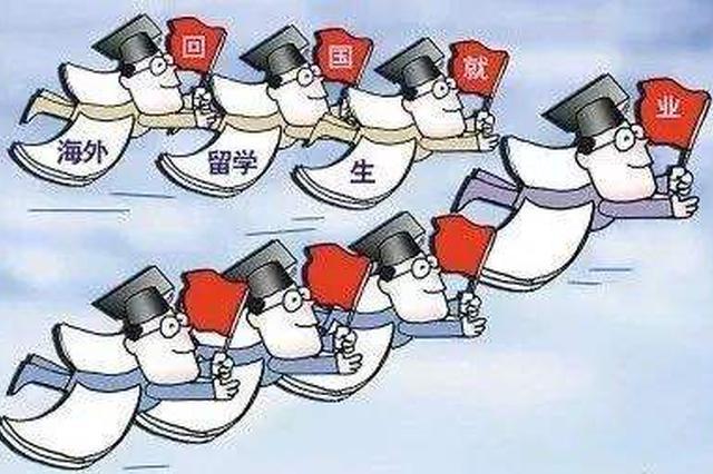 留学人员已在沪创办企业5200多家 注册资金超8亿美元