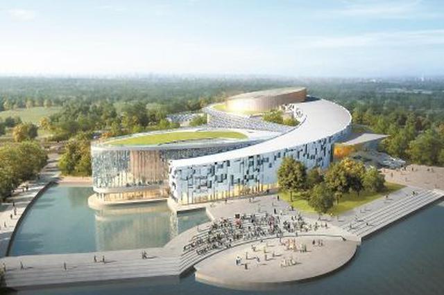 九棵树未来艺术中心主剧场提前亮相 10月正式开门迎客