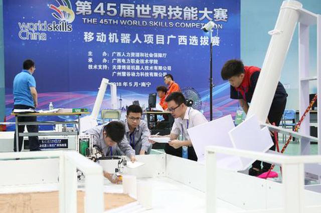 第45届世界技能大赛开幕 10名上海选手将参加9个项目
