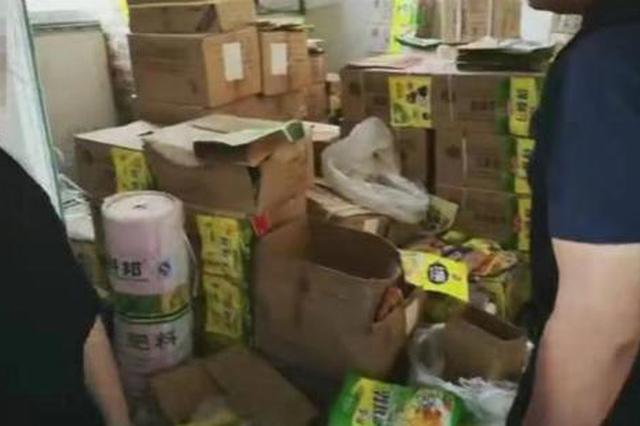 上海警方侦破生产销售假冒知名品牌调味品案 抓获4人