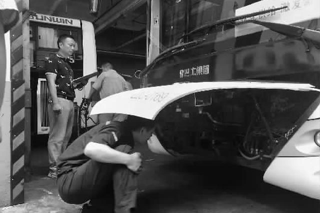 进博会交通运输保障准备进行中 配40辆接驳线保障用车