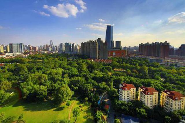 中山公园见证沪百年变迁:从外商私家花园到24小时开放