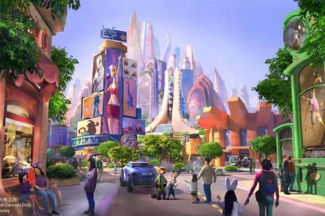 上海迪士尼正在扩建疯狂动物城园区 最新概念图剧透