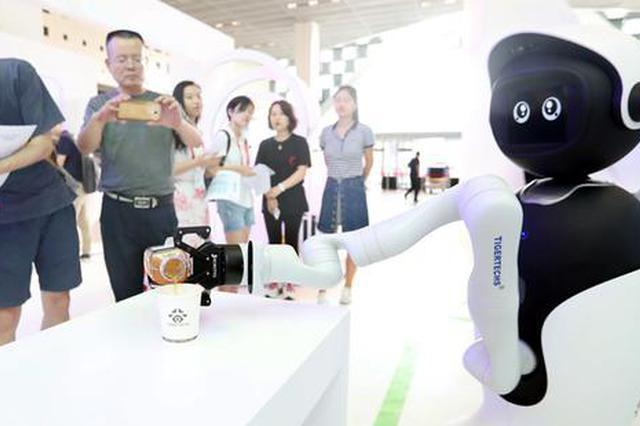 世界AI看中国 中国AI看上海!上海人工智能一年间