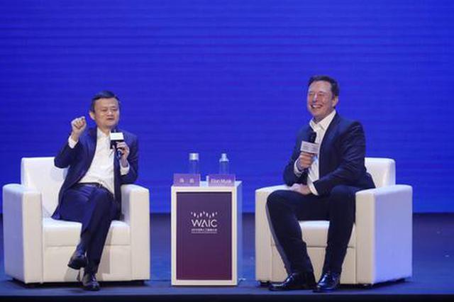 双马对话中马斯克盛赞上海和中国:中国就是将来