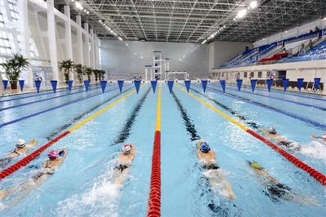 申城泅水场合夏季开放停止 开放时代泅水总人次达47万