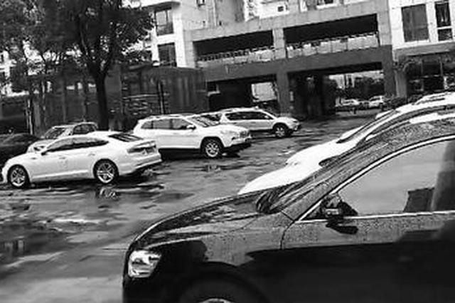 沪已建成近2万个共享泊车泊位 缓解居平易近区泊车难抵触