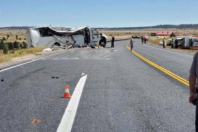 美国车祸事宜伤者已有8人出院 2名上海籍旅客遇难