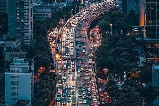 申城高架道路大盘点 南北、延安、内环每条都具特点
