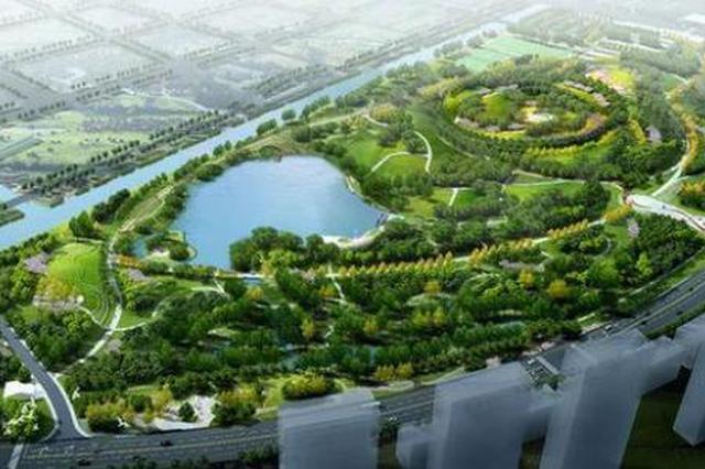 上海明年城市公园将达400座 还将有超150座街心花园