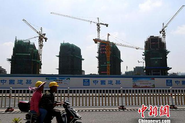 9月新建商品房价环比涨幅微升 其中上海上涨0.5%