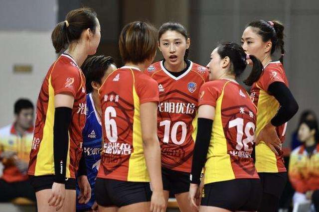 上海女排直指联赛前四 顶级外援加盟