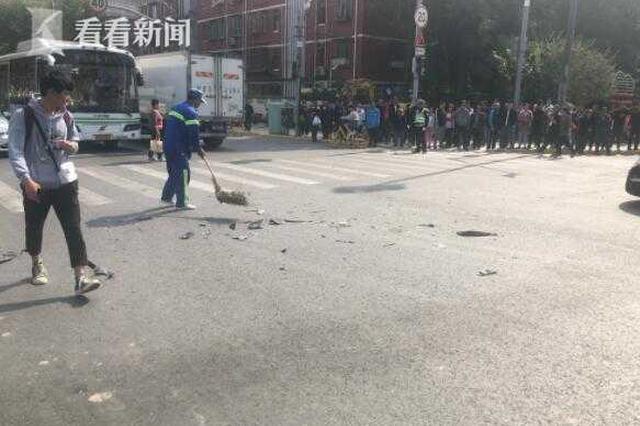 金沙江路变乱致2逝世12伤 司机未清除毒驾酒驾嫌疑