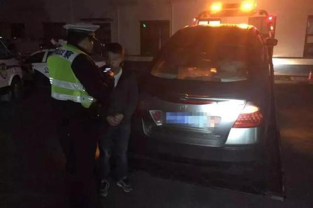 上海公安持续严查酒驾 曝光近期5起典型案例
