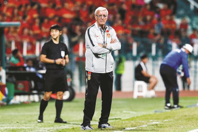 国足世预赛1比2不敌叙利亚 里皮赛后宣布告退