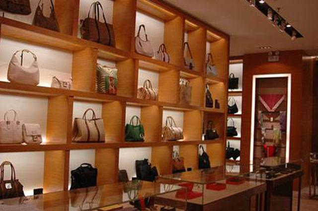 中阿警方破18亿假奢侈品案 查扣品牌服装箱包7千余件