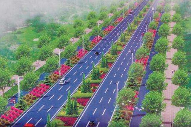 沪江山路改革晋升一期工程已开工 全长约4KM