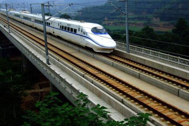 沪通铁路嘉定段又有新进展:已具备通车前提