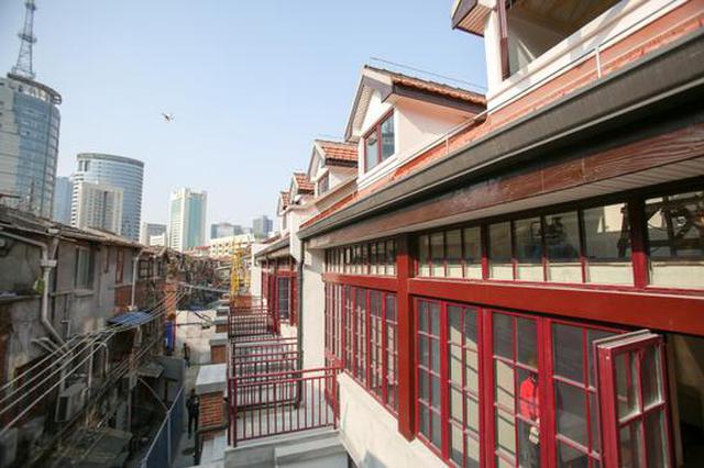 上海旧住房改造 百余份参赛设计方案提供创新思路