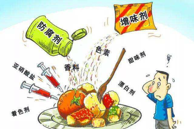上海发布整治食品安全问题联合行动十大典型案例