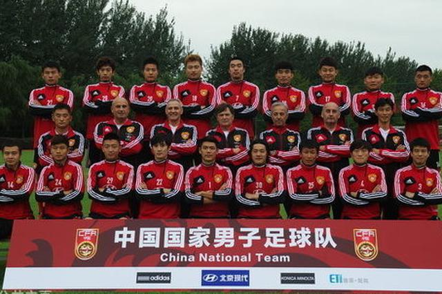 国足选拔队新集训名单出炉 上海两支球队四人入选