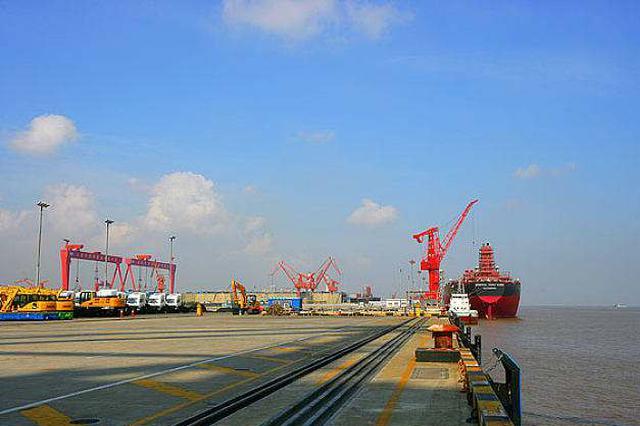 沪东中华浦东厂区释放65.06公顷空间 打造浦江新样本