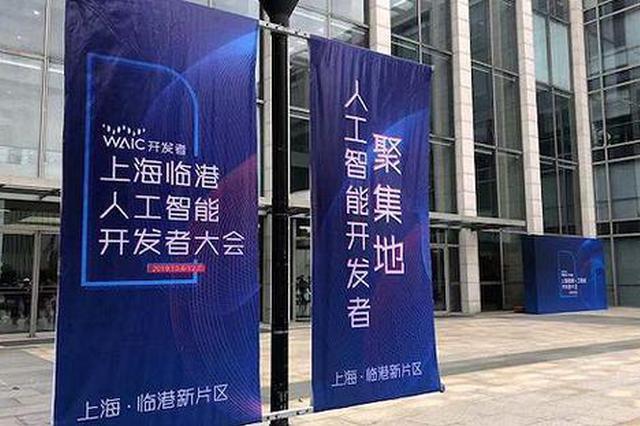上海临港召开人工智能开发者大会 为开发者搭建交流平台