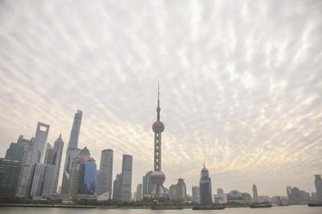 上海已于12月1日入冬 本周末气温继续下探下周初回暖