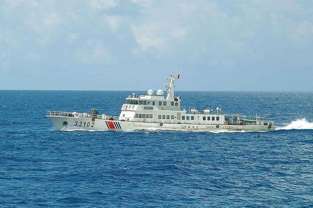 上海海警95110火速处警 简易船上2人成功获救