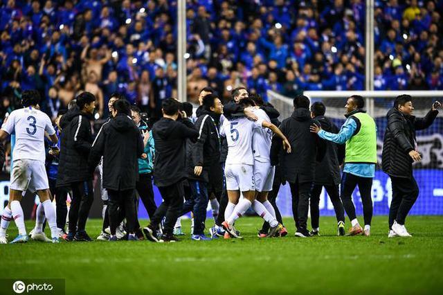 申花打破足协杯先主后客夺冠魔咒 并终结尴尬纪录