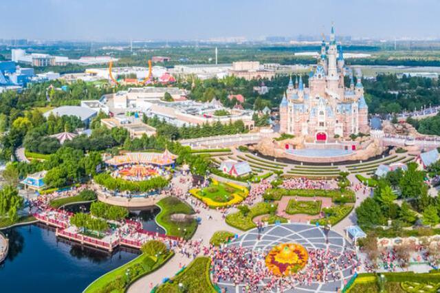 上海迪士尼公布新票价 将于2020年6月6日起实行