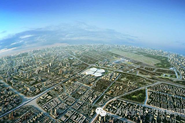 虹桥商务区凭借交通与区位优势 成为各类产业发展沃土
