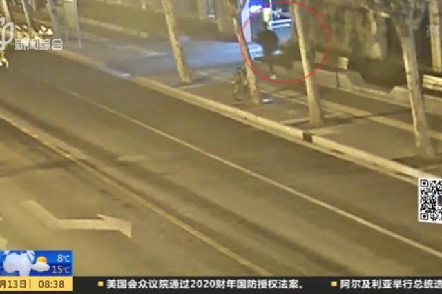 须眉被查酒驾弃车而逃 与交警上演凌晨马路追击