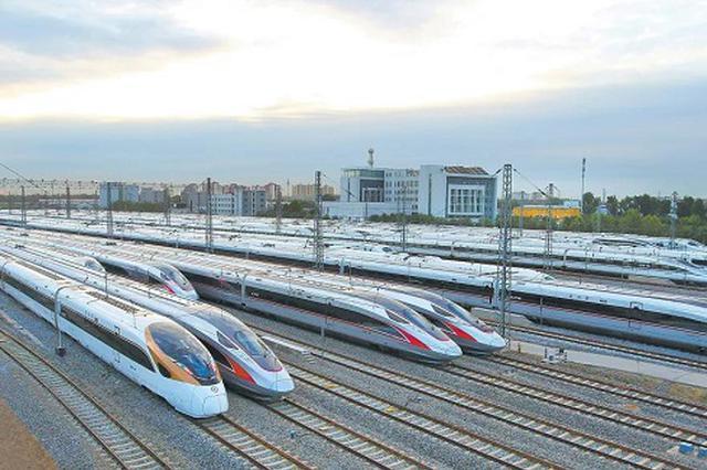 长三角铁路年客发量首次突破7亿人次 全年或达7.35亿